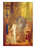 Salome Dancing before Herod, c.1876 Giclee Print by Gustave Moreau