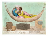Wouski, published by Hannah Humphrey in 1788 Giclee Print by James Gillray
