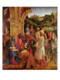 The Adoration of the Kings Giclee Print by Vincenzo Foppa