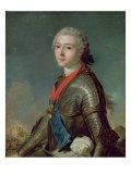 Louis Jean Marie de Bourbon Giclee Print by Jean-Marc Nattier