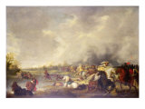 Battle of Lutzen Giclee Print by Palamedes Palamedesz