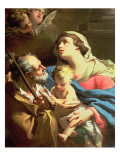 The Holy Family Giclee Print by Gaetano Gandolfi