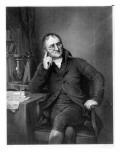 John Dalton, Engraved by William Henry Worthington, C.1814 Giclee Print by Joseph Allen