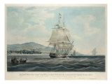The Hon'ble East India Companies's Ship 'William Fairlie' Commanded by Captain Thomas Blair Giclee Print by William John Huggins