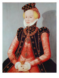 Portrait of a Young Woman Lámina giclée por Lucas Cranach the Elder