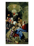The Adoration of the Kings, 1612 Giclee Print by Fray Juan Batista Mayno