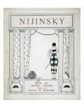 Nijinsky, from the Series 'Designs on the Dances of Vaskac Nijinsky' Giclee Print by Georges Barbier