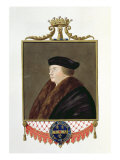 Portrait of Thomas Cromwell Giclee Print by Sarah Countess Of Essex