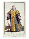 Edward Hyde Giclee Print by Pierre Duflos