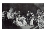 Marriage of the Princess Royal Giclee Print by John Phillip
