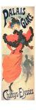 Palais de Glace, Champs Elysees, Paris, 1894 Giclee Print by Jules Chéret