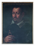 Self Portrait, Last Quarter of 17th Century Giclee Print by Bernardo Buontalenti