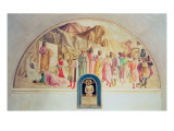 The Adoration of the Magi, 1442 Giclee Print by  Fra Angelico