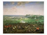 The Siege of Namur, 1659 Giclée-Druck von Jan van Hugthenburgh