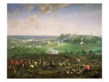 The Siege of Namur, 1659 Giclee Print by Jan van Hugthenburgh