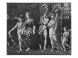 Triumph of Spring Giclee Print by Antoine Caron