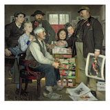 Propaganda, 1889 Giclee Print by Jean Eugene Buland