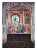 Presentation in the Temple, 1525 Giclee Print by Bernardino Luini