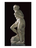 The Rebellious Slave, 1513-15 Giclee Print by Michelangelo Buonarroti 