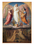 The Assumption of the Virgin, 1844 Giclee Print by Louis Janmot