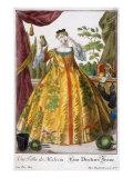 A Woman of Medicine Giclee Print by Martin Engelbrecht