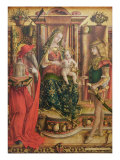 La Madonna della Rondine, after 1490 Giclee Print by Carlo Crivelli
