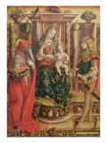 La Madonna della Rondine, after 1490 Giclee Print by Carlo Crivelli