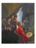 The Conscripts, c.1880 Giclee Print by Pascal Adolphe Jean Dagnan-Bouveret