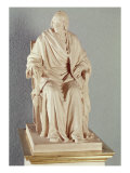 Francois Marie Arouet Voltaire Giclee Print by Jean-Antoine Houdon