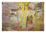 Ray of Sunlight or, Zonneschijn, April 1899 Giclee Print by Emile Claus
