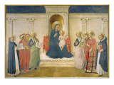The Madonna delle Ombre, 1450 Giclee Print by  Fra Angelico
