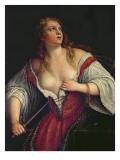 Lucretia Giclee Print by Leandro Da Ponte Bassano