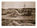 Fort Johnson, Charleston, South Carolina, 1861-65 Giclee Print by Mathew Brady & Studio