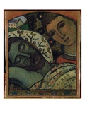 The Entombment Giclee Print by Charles Filiger