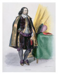 Blaise Pascal Giclee Print by Julien Leopold Boilly