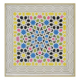 Mosaic Design from the Alhambra, from 'The Arabian Antiquities of Spain', published 1815 Giclee Print by James Cavanagh Murphy