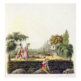 The Ne Plus Ultra of Bores, engraved by George Hunt, 1825 Giclee Print by Michael Egerton