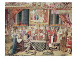 The Marriage of the King Giclee Print by Jean Jans II