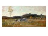 Summer Landscape Giclee Print by Luigi Loir