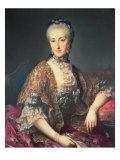 Archduchess Maria Anna Habsburg-Lothringen, called Marianne Giclee Print by Martin Mytens II