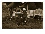 Major-General Philip Henry Sheridan, 1864 Giclee Print by Mathew Brady & Studio