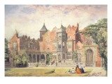 Holland House, Kensington Giclee Print by John Wykeham Archer