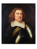 Portrait of George Monck, c.1660 Giclee Print by Samuel Cooper