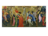 The Crucifixion Giclee Print by Lorenzo Monaco
