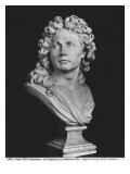 Bust of Robert De Cotte, 1707 Giclee Print by Antoine Coysevox