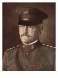 General John Joseph Pershing, 1914-19 Giclee Print by Henry Walter Barnett