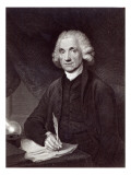 Joseph Priestley, engraved by Thomas Holloway, 1795 Giclee Print by William Artaud