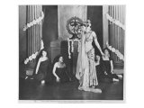 Mata Hari Performing in Musee Guimet, Paris, 13th March 1905 Giclee Print by Paul Boyer