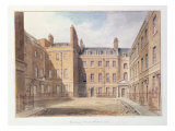 View of Downing Street, Westminster Giclee Print by John Buckler