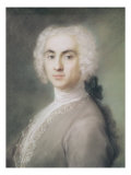 Portrait of a Man Giclee Print by Rosalba Giovanna Carriera